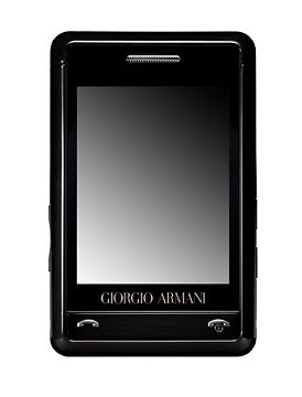Armani-Samsung-Phone