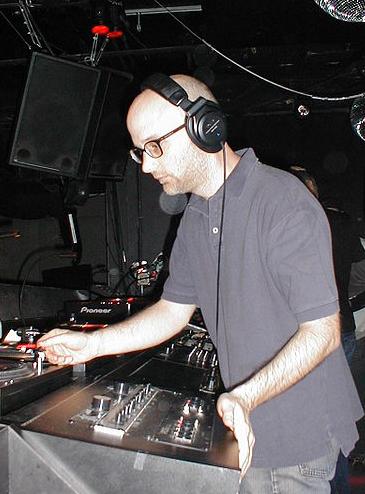 Der New Yorker DJ Moby
